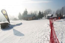 Tylicz Atrakcja Wyciąg narciarski Tomek-Ski